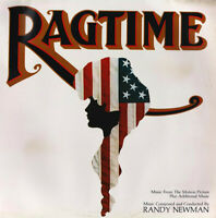 Randy Newman – Ragtime - Soundtrack OST - Vinyl LP - 1981 Mint-