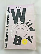 The Wild Boys A Book of the Dead  Burroughs, William S 1992 paperback