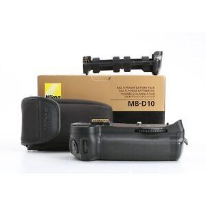 Nikon Hochformatgriff MB-D10 D300/D700 + Sehr Gut (233929)