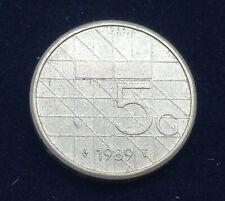 1989 Netherlands 5 Gulden - KM# 210 | Dutch Coin