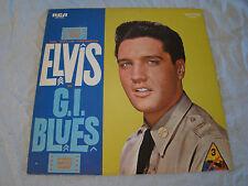 Elvis, GI Blues - Soundtrack Vinyl Record Album LP 111709