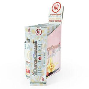 Natural Organic Dutch Cream Organic Wrap Full Box 25 pk (2 Wrap) 50 Pouch