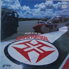 Rolling In The Sky Asas De Portugal LASERDISC NTSC LD