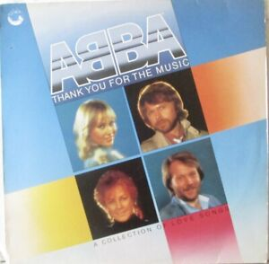 ABBA - Thank You For The Music ~ VINYL LP