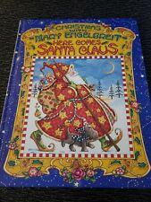 Mary Engelbreit: Christmas Here Comes Santa Claus - Us 1st Edition