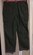 EUC>>Men's>>Pants>>5.11 Tactical Series>>Size 40/34>>Zip Front>>100% Cotton
