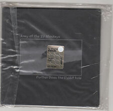 ARMY OF THE 23 MONKEYS - further down the rabbit hole CD