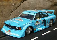 Sideways BMW 320 Fruit of the Loom in 1:32 auch für Carrera Evolution   SW3242