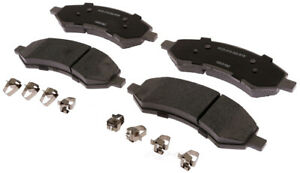 Disc Brake Pad Set fits 2011-2019 Ram 1500 1500 Classic Dakota  ACDELCO ADVANTAG