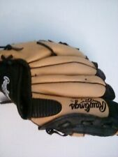 New listing Rawlings Baseball Glove, batting gloves for 2/3 yr old, 3 small puncture holes