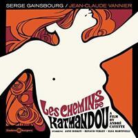 """Serge Gainsbourg Jean-Claude Vannier - Les Chemins De Katmand (NEW 12"""" VINYL LP)"""