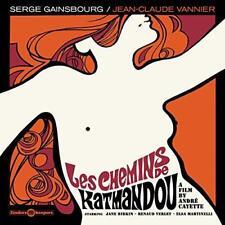 """Serge Gainsbourg Jean-Claude Vannier lorsqu-Les chemins de katmand (New 12"""" Vinyl LP)"""