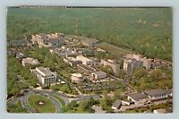 The American University, Aerial View, Chrome Washington DC c1971 Postcard