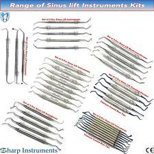 Rang Of Sinus Lift Instruments Dental Implant Mushroom Tunneling Sinus Elevators