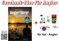 Angelführer Brandenburg + Geschenkidee für Angler Variante: Aal