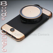 Limited Ztylus Revolver Camera Case for iPhone 6 6S Lens Attachment Rose Gold