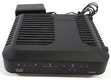 Cisco EPC3925 Cable Modem 54 Mbps 4-Port 1000 mbps WLAN Router DOCSIS 3.0 A854