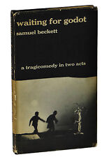 WAITING FOR GODOT by Samuel Beckett ~ First American Edition 1954 ~ 1st Printing