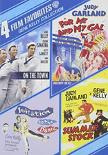 4 Film Favorites Gene Kelly Collection (4pc) DVD R1