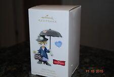 2012 Hallmark Disney Mary Poppins Precious Moments Xmas Keepsake Ornament NIB