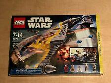 Star Wars Lego 7877 Naboo Starfighter NISB