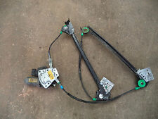 PORSCHE BOXSTER 986 N/S WINDOW  MECHANISM AND MOTOR  BOXSTER WINDOW MECH  Y97 BL