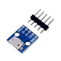5/10/20Pcs CJMCU Micro USB Power Supply Adapter Breakout Board 5V
