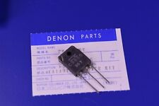 Sanken Electric C3855 NPN Transistor for Denon Receivers 10A 100W 20MHz