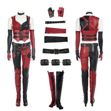 Batman Arkham City Harley Quinn Costume Custom Made Cosplay