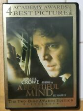 A Beautiful Mind (2-disc DVD) Russell Crowe
