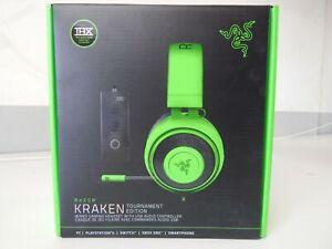 Razer Kraken Tournament Edition 3D Acoustic Gaming Headset