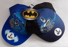 Boys - Batman - Cap / Hat - 2-Pack - Brand New