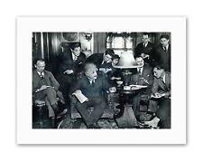 PHOTOGRAPHY 1934 ALBERT EINSTEIN NEW Poster Picture Photograph Canvas art Prints