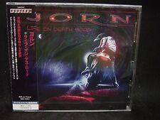 JORN Life On Death Road + 1 JAPAN CD Primal Fear Lionville Sunstorm Allen-Lande