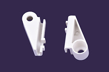 2 X shower door guides for Sovereign Bifold doors. One left and one Right SOV-4