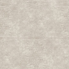 G67502 - Natural FX Grey & White Animal Skin effect Galerie Wallpaper