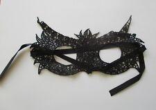 Ojo Máscara de Encaje Negro sm bondage erótico Juguetes Juegos para Adultos Mascarada Baile-QQ1258.1