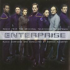 Dennis McCarthy - Star Trek : Enterprise (Tv Soundt. - Dennis McCarthy Cd Pqvg