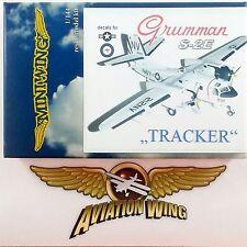 1/144 Tracker Grumman S-2E USAF/Australian - Miniwing 017 - Resin Kit