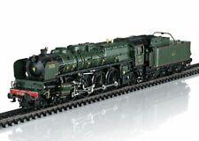 Märklin 39243 H0 Locomotora de Vapor de Expreso de la Serie 13 EST 1/87 Aniversario 100 Años del Simplon-Orient-Express Maqueta - Verde