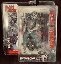 Killer Eddie - McFarlane - Iron Maiden Action Figure, Metal, Horror, Rock NIB