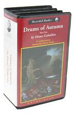 Drums Of Autumn Part 1 Diana Gabaldon Audio Book Cassette Davina Porter Narrator