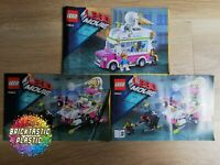 LEGO - INSTRUCTIONS BOOKLET ONLY Ice Cream Machine - The Lego Movie - 70804
