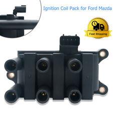 Ignition Coil Pack for Ford Falcon AU2 AU3 Mazda XR6 Ute 4.0L Cougar MPV 2.5L