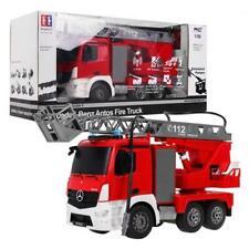 RC Feuerwehr Drehleiter 1:20 Mercedes Antos 2,4G Feuerwehrauto Ferngesteuert