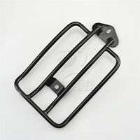 Black Solo Seat Luggage Rack For Harley Davidson XL Sportster models 2004-2015