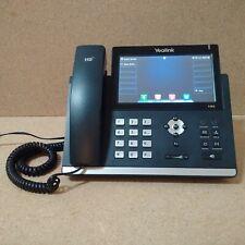 """Yealink SIP-T48S Gigabit - écran tactile 7"""" Ultra Elegant - VoIP IP Phone PoE"""