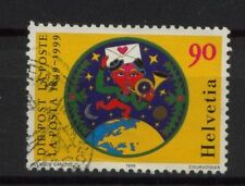 Switzerland 1999 SG#1406 Swiss Postal Service Used #A1312
