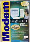 2003 Creative Labs Modem Blaster V.92 Internal Modem Card New Open Box Complete