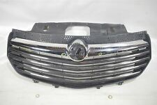 VAUXHALL VIVARO 2014-2019 MAIN RADIATOR GRILLE - SPORTIVE SPEC with CHROMES